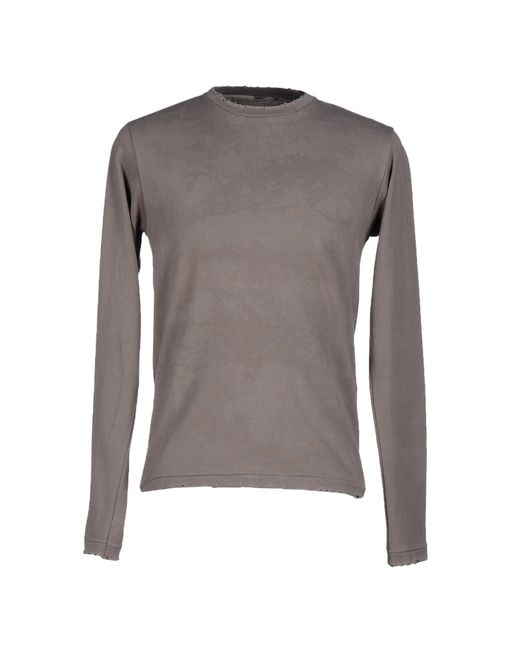 Prever | Gray T-shirt for Men | Lyst