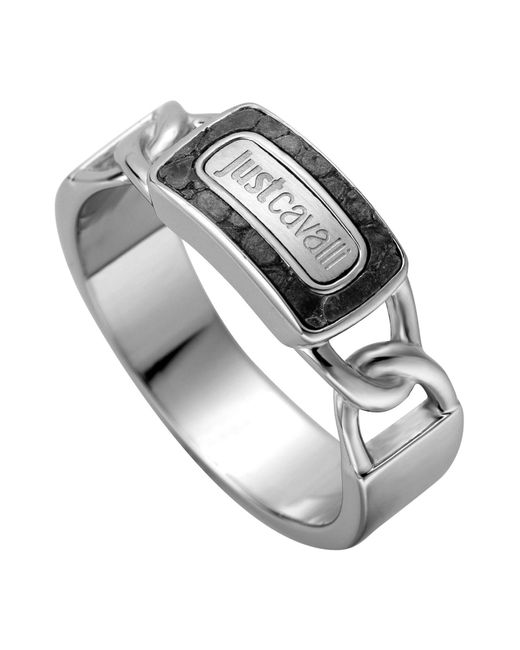 Just Cavalli   Metallic Ring   Lyst