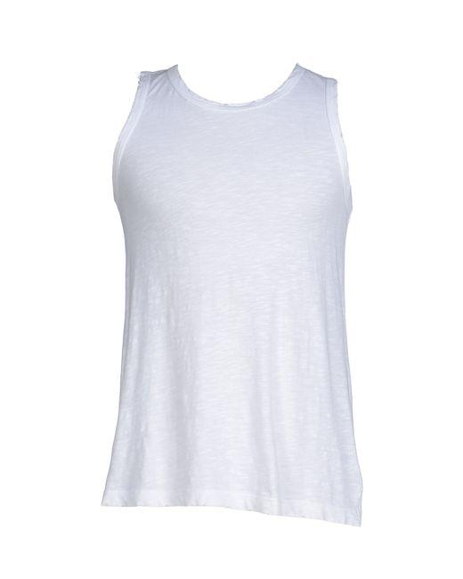 Current/Elliott | White T-shirt for Men | Lyst