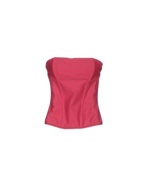 Pinko | Pink Tube Top | Lyst