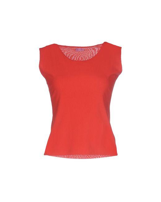 Almeria | Red T-shirt | Lyst