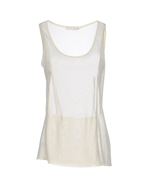 Bally | Natural Tank Top | Lyst