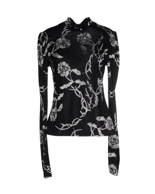 John Galliano | White T-shirt | Lyst