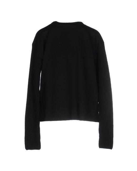 Miu miu t shirt in black save 16 lyst for Miu miu t shirt