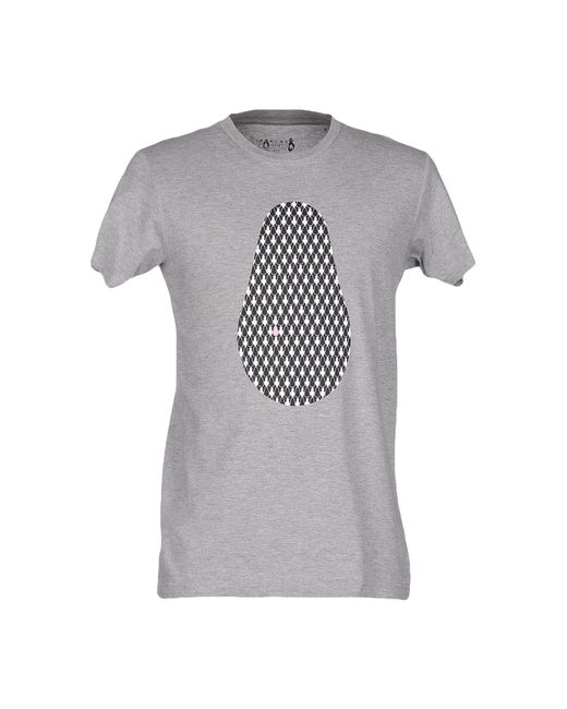 colette t shirt in gray for men lyst. Black Bedroom Furniture Sets. Home Design Ideas