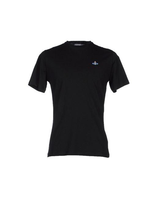Vivienne Westwood   Black T-shirt for Men   Lyst