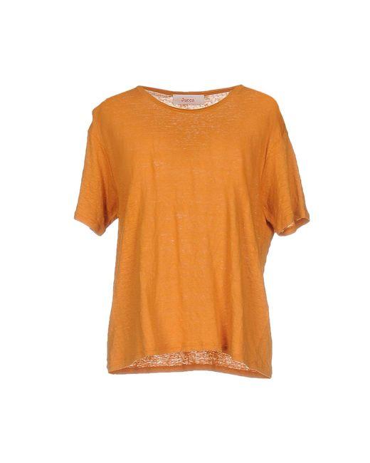 Jucca | Orange T-shirt | Lyst