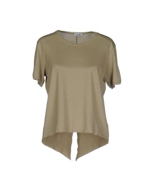 Andrea Fenzi | Green T-shirt | Lyst