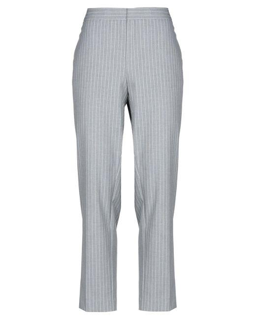 Pantalon Anna Rachele en coloris Gray