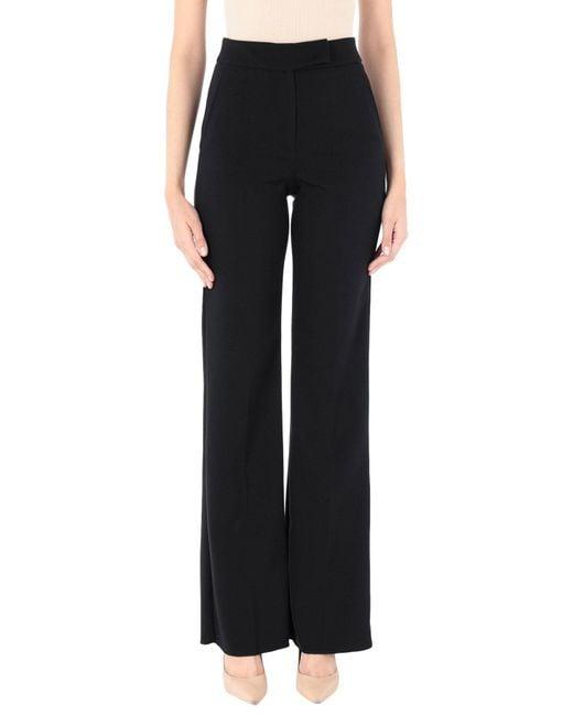 Pantalon Marella en coloris Black