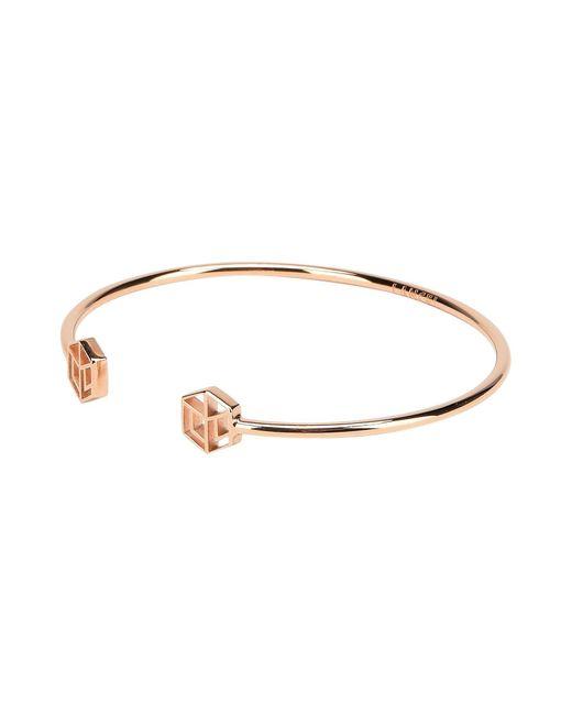 Lancel - Metallic Bracelets - Lyst