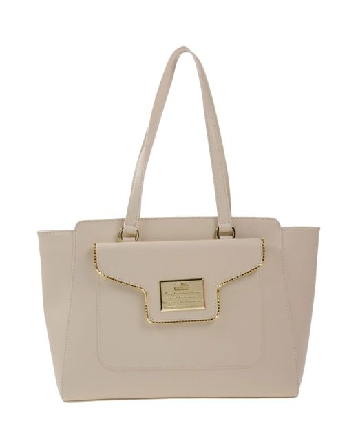 Love Moschino - White Handbags - Lyst