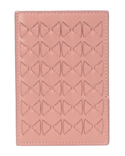 Porte-documents Serapian en coloris Pink
