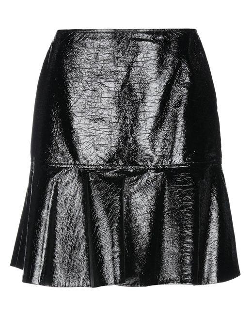 Jupe au genou Blugirl Blumarine en coloris Black