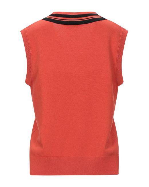 Pullover Maliparmi de color Red