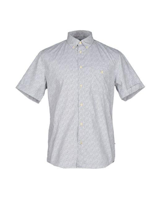 NN07 | White Shirt for Men | Lyst