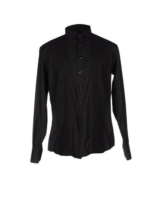 Billionaire | Black Shirt for Men | Lyst