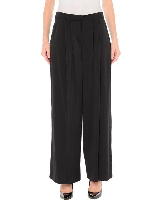 Pantalone di Alessandro Dell'acqua in Black