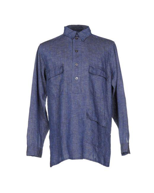 East Harbour Surplus | Blue Shirt for Men | Lyst