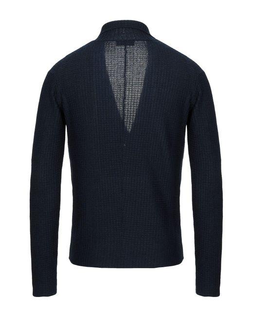 Veste Roberto Collina pour homme en coloris Blue