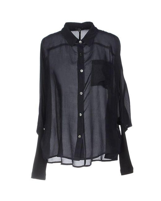 CLU | Blue Shirt | Lyst