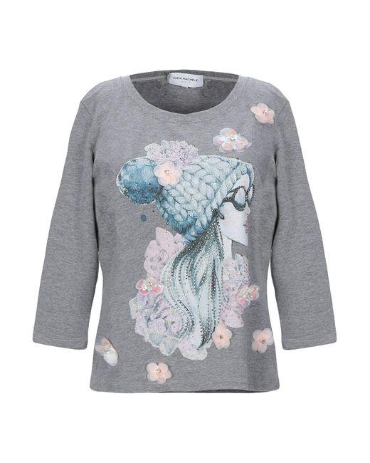 Anna Rachele Gray T-shirts