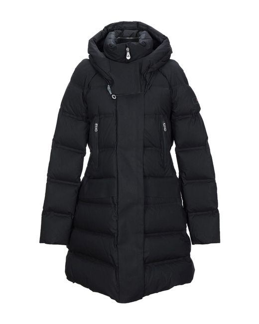 Peuterey Black Down Jacket