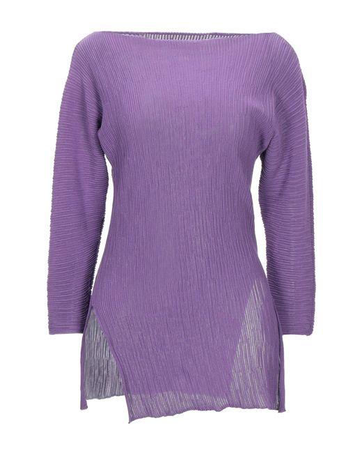 Pullover di Alpha Studio in Purple