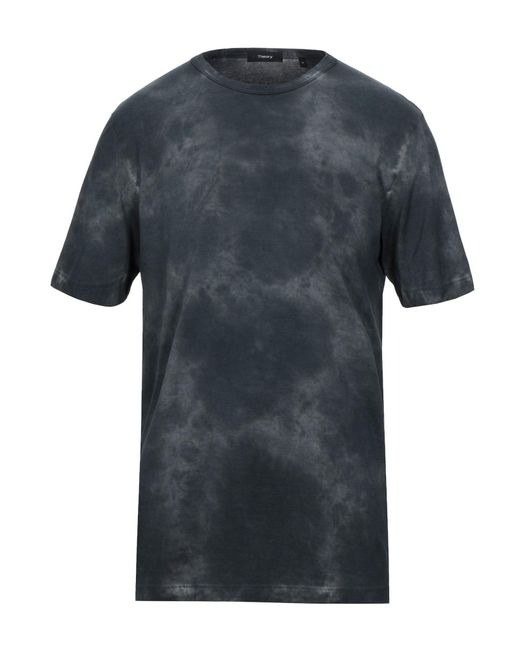 Theory Gray T-shirt for men