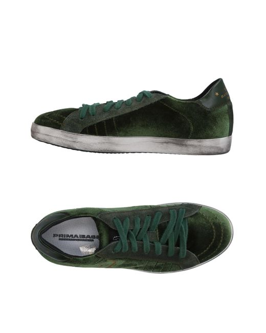 Primabase - Green Low-tops & Sneakers - Lyst