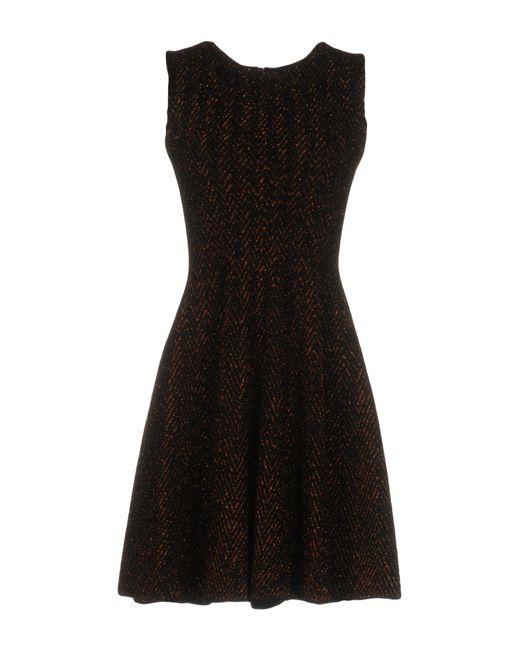 Antonino Valenti | Brown Short Dress | Lyst