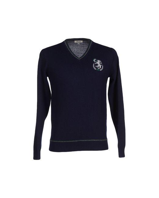 Geox   Black Sweater for Men   Lyst