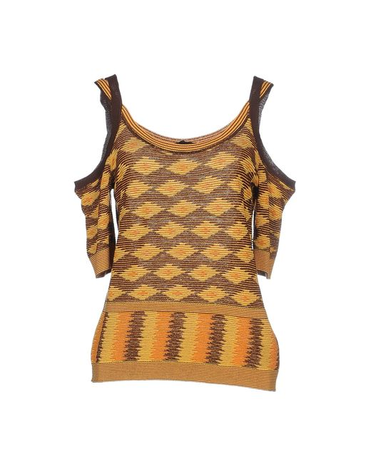 Jo No Fui | Brown Sweater | Lyst