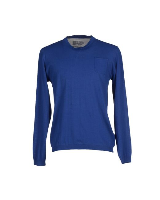 Obvious Basic | Blue Jumper for Men | Lyst