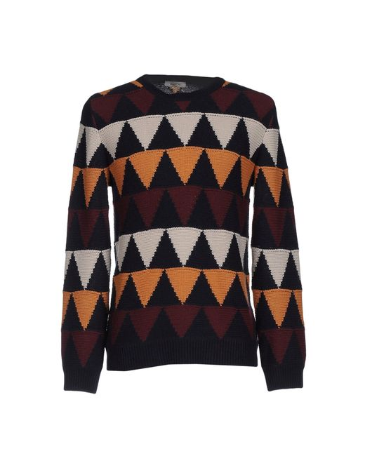 Valentino | Blue Sweater for Men | Lyst