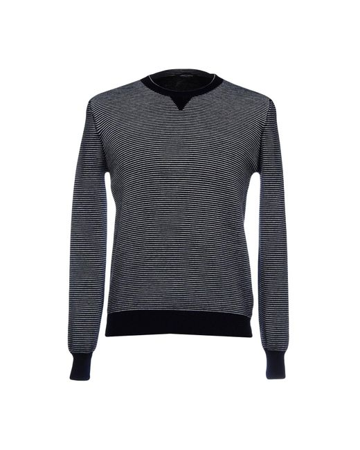 Roberto Collina | Blue Sweater for Men | Lyst