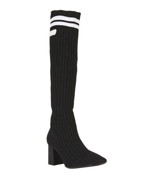 McQ Alexander McQueen Black Stiefel