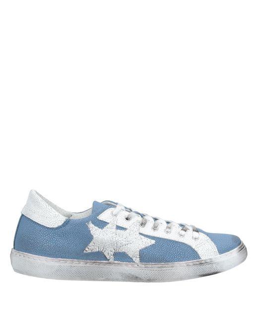 2Star Sneakers & Deportivas de hombre de color azul