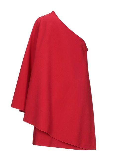 Vestito corto di Valentino in Red