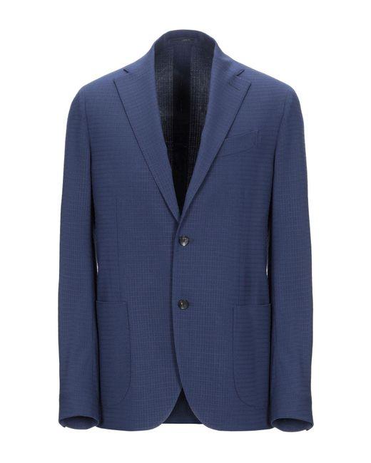Veste Lardini pour homme en coloris Blue