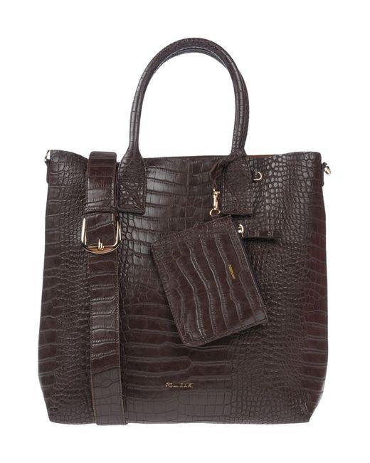 Pomikaki - Brown Handbag - Lyst