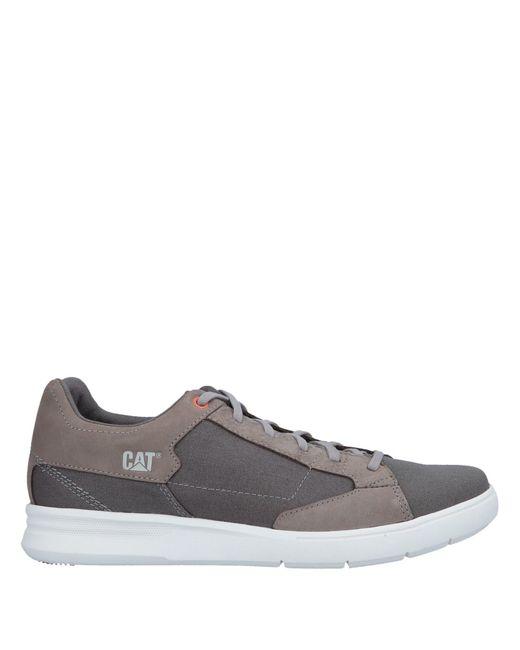 Sneakers & Tennis basses Caterpillar pour homme en coloris Gray