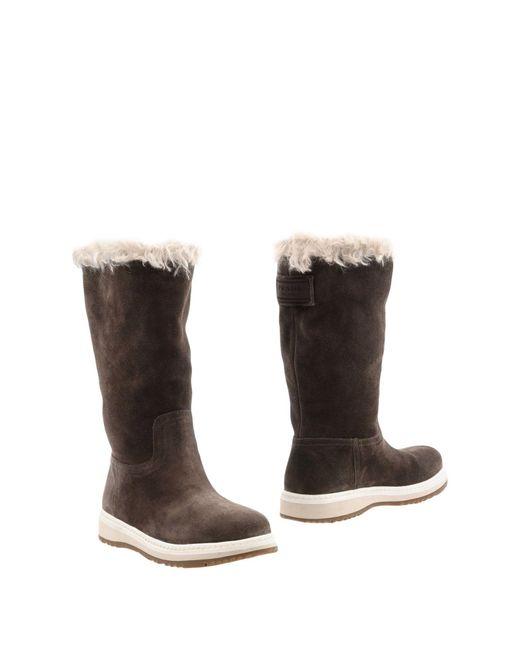 Prada Sport Brown Boots