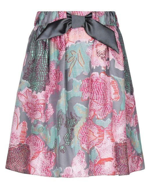 Falda corta Armani de color Gray