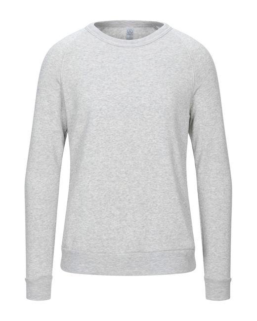 Alternative Apparel Gray Sweatshirt for men