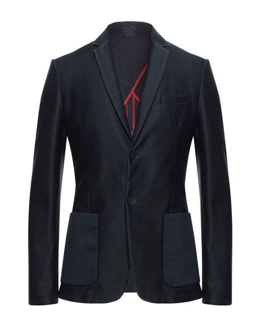 Iceberg Blue Suit Jacket for men