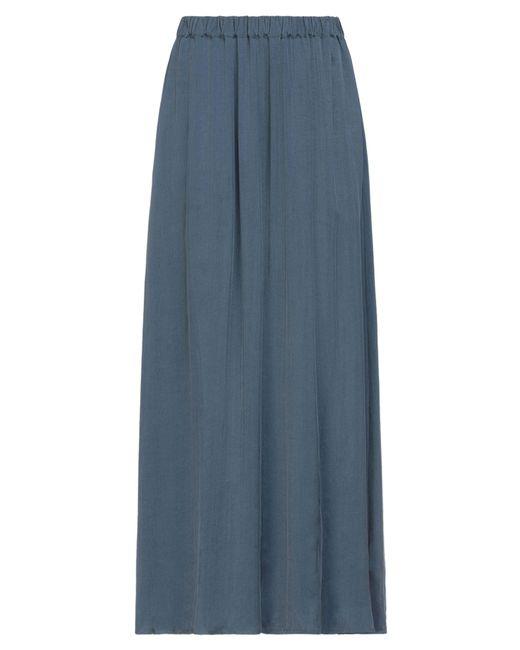 Falda a media pierna American Vintage de color Blue