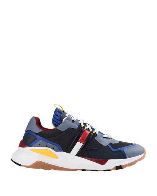 Sneakers & Tennis basses Tommy Hilfiger pour homme en coloris Blue