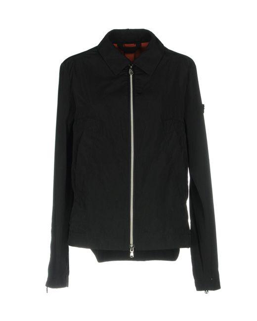 Peuterey   Black Jacket   Lyst