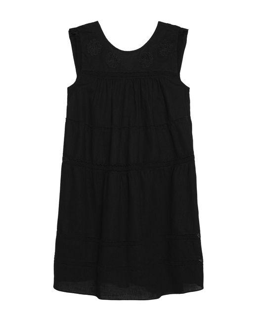 Current/Elliott Black Short Dress